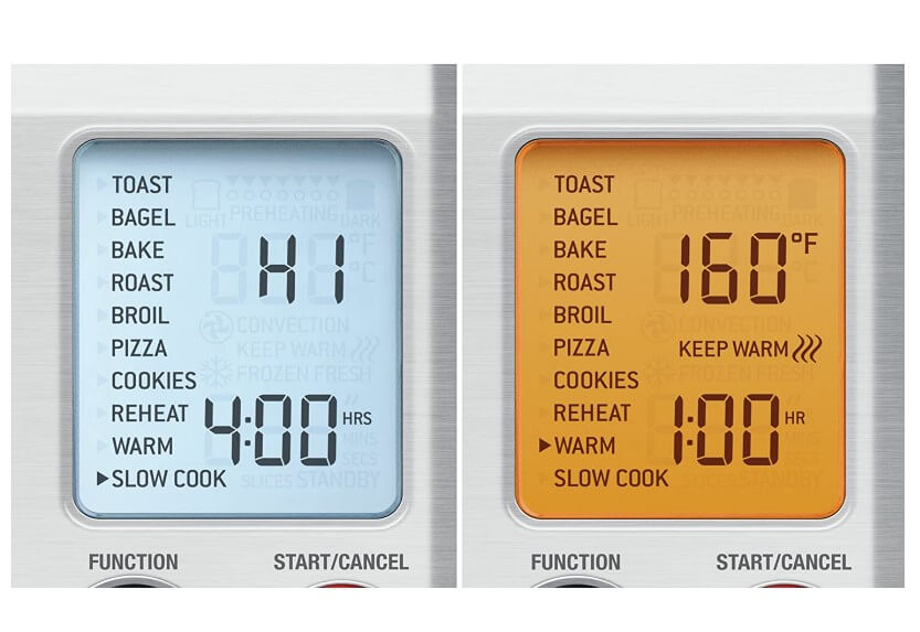 symbols of the oven