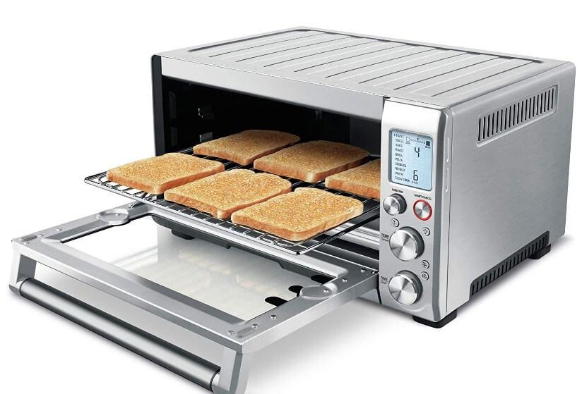 Breville smart pro toaster BOV845BSS