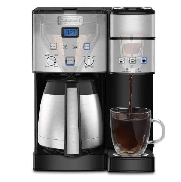 Cuisinart SS-20 single-serve brewer coffeemaker