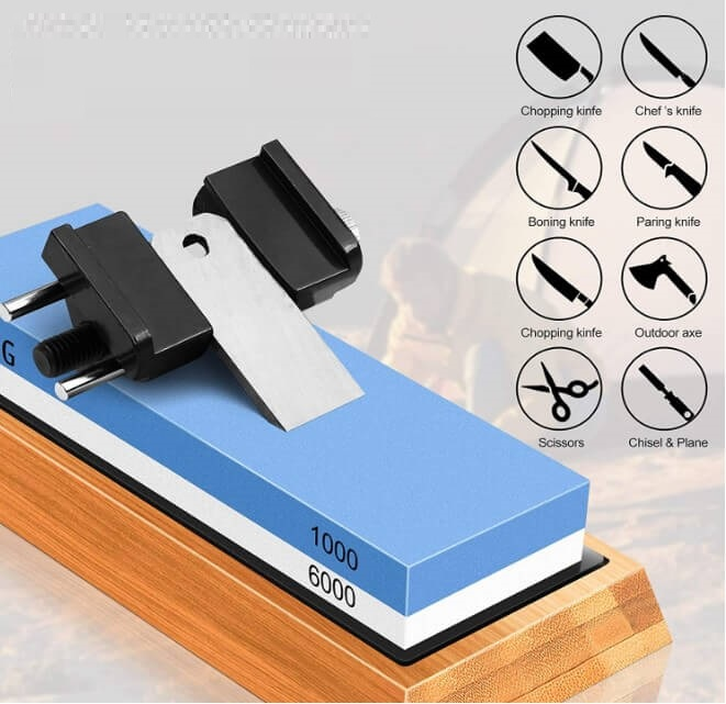 G-ting whetstone knife sharpener