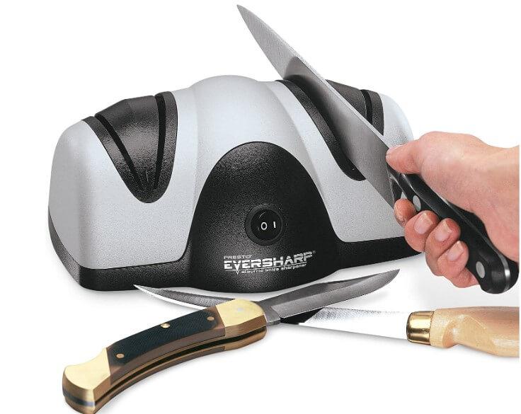 presto Eversharp electric sharpener