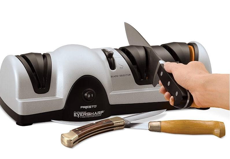 Presto professional knife sharpener