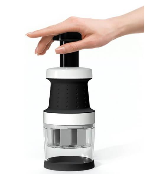 manual mini hand Vremi Food Chopper