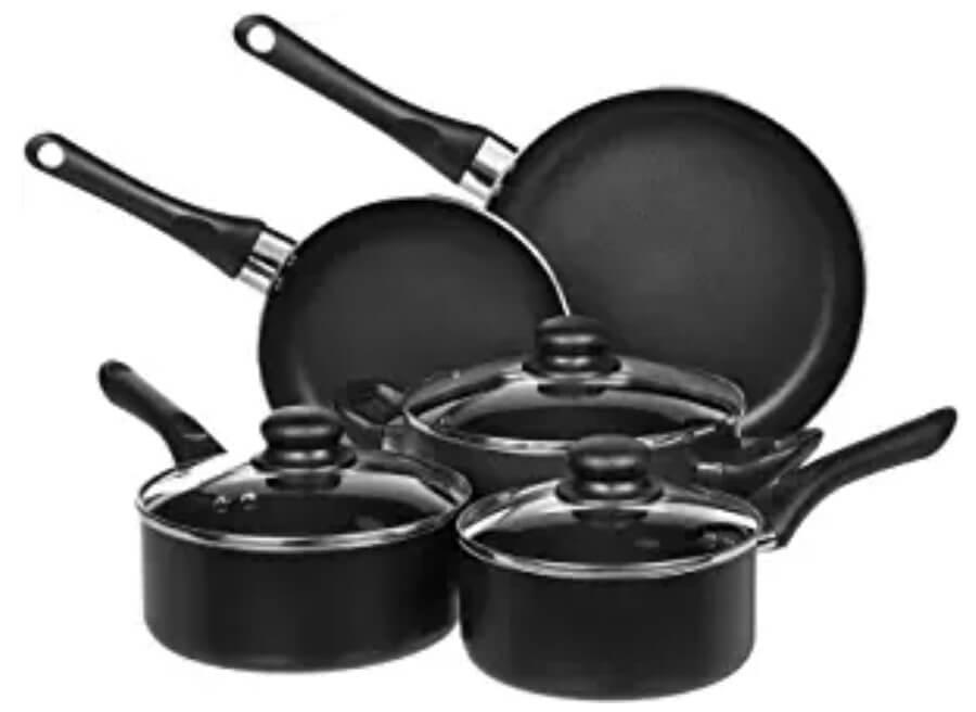 Basics Non-Stick Cookware Set