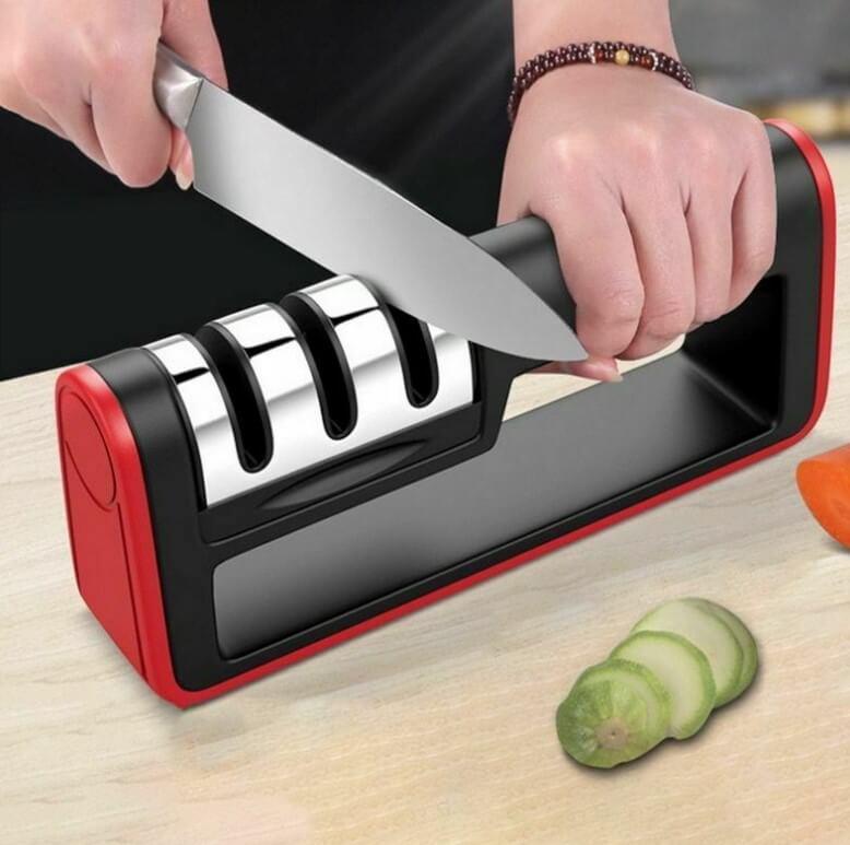 good-quality knife sharpener