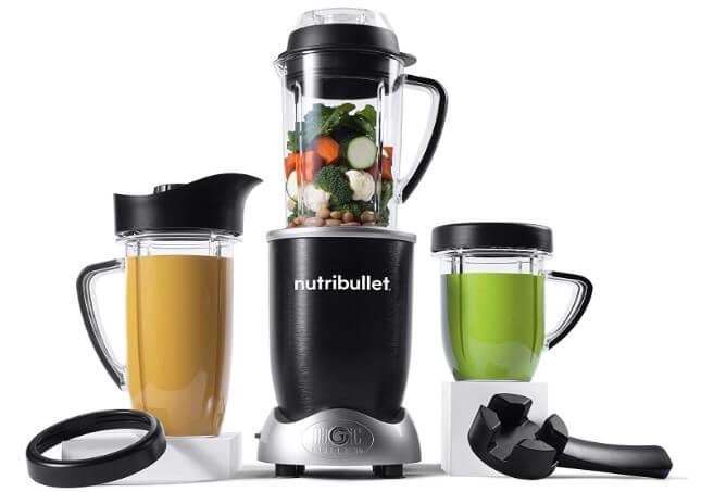 NutriBullet Rx 1700 Big W -N17-1001 Blender
