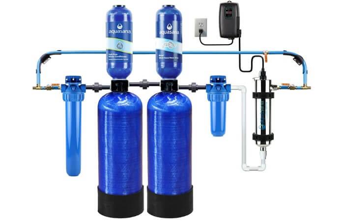 Aquasana Whole House Well Water Filter
