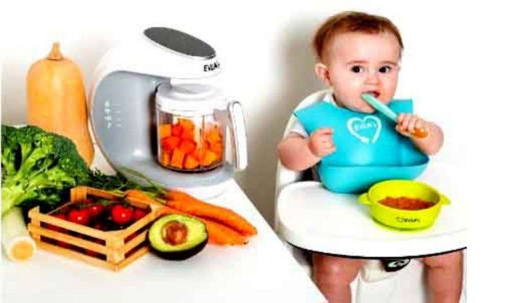baby Brezza food maker deluxe VS glass