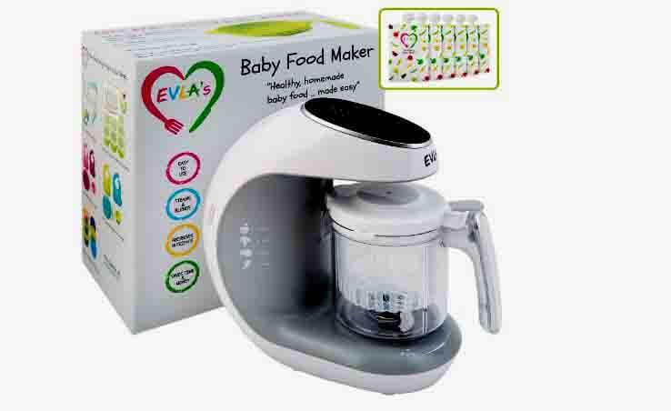 Baby Food Maker and Baby Food Processor Blender Grinder
