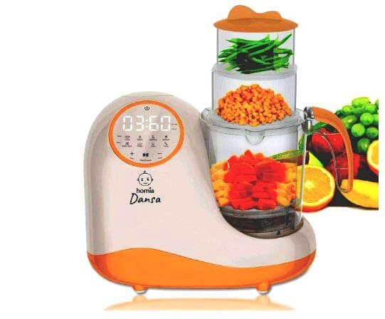 Baby Food Maker Chopper Grinder.