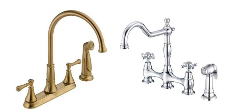 How to take apart a Grohe kitchen faucet