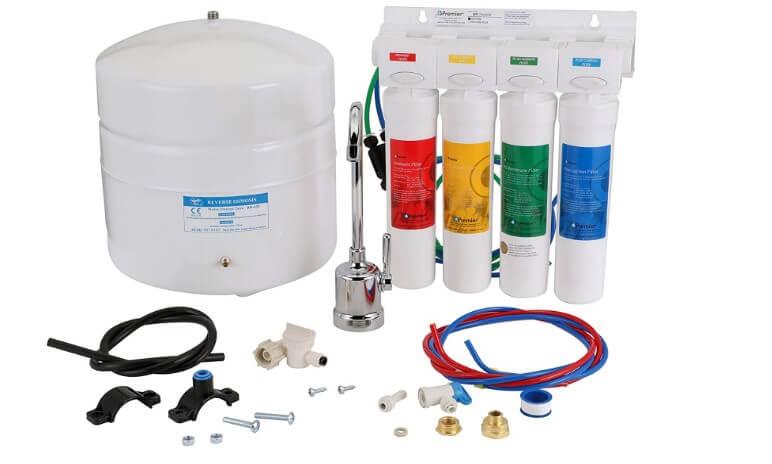 Watts Premier- Reverse Osmosis Water Filtration