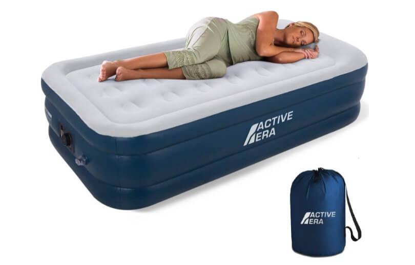 Active Era Air Mattress Puncture Resistant Air Bed