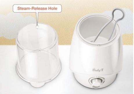 BabyX Fast Bottle Warmer For Breastmilk