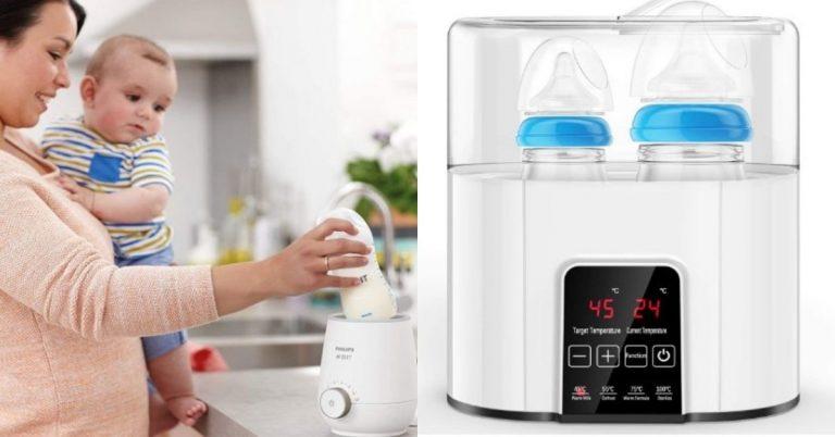 best bottle warmer and sterilizer