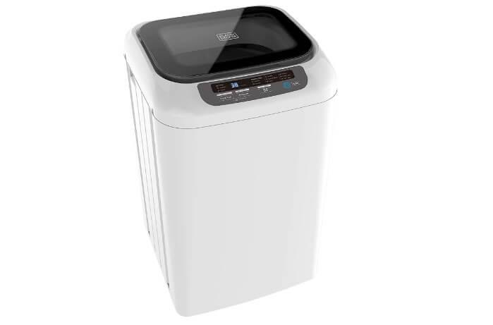 Black and Decker Portable Washing Machine-BLACK+DECKER