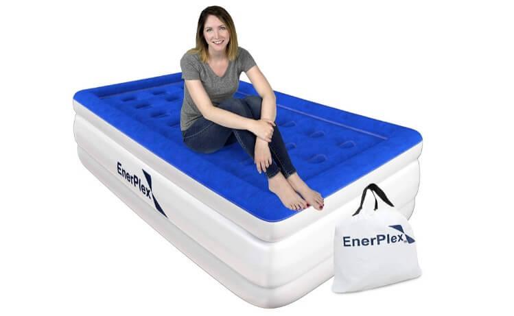 EnerPlex Never-Leak Twin Air Mattress