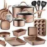 PFOA and PTFE free cookware