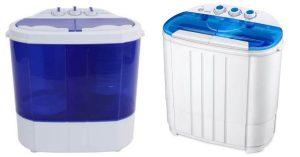 ultrasonic portable washing machine