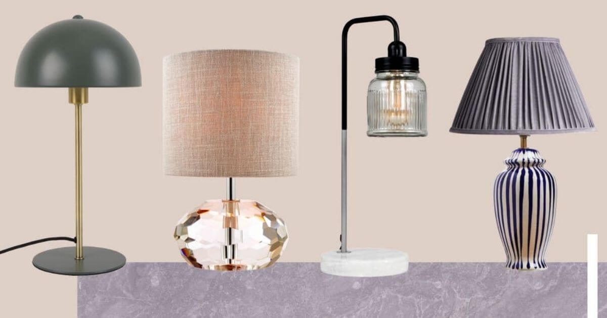 Bright table lamps for bedroom