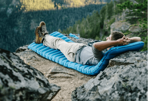 Fox outfitters Airlite Sleeping Pad for Camping.
