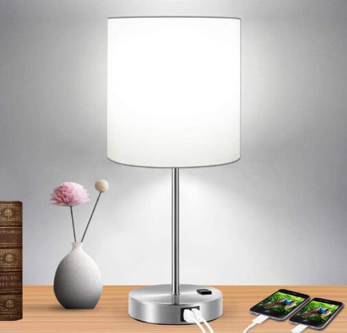 Litosky - Touch Control Table Lamp