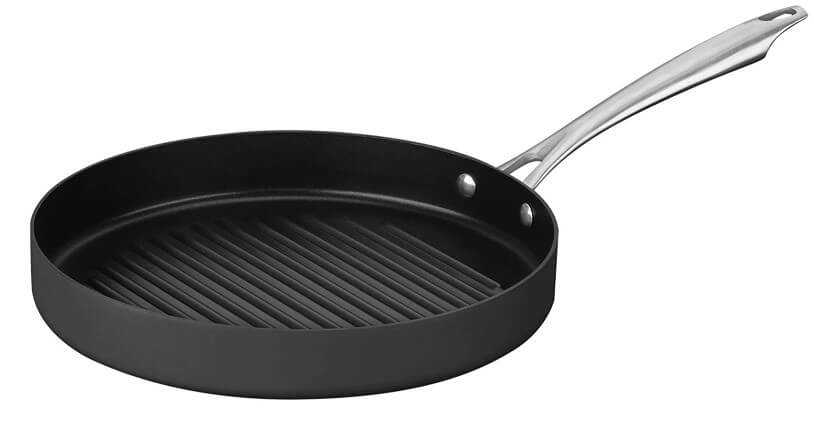 Cuisinart Dishwasher Safe Hard-Anodized Grill Pan