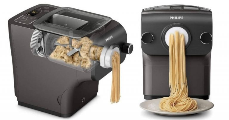 Philips pasta maker recipes