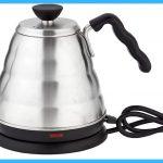 Hario electric kettle temperature control