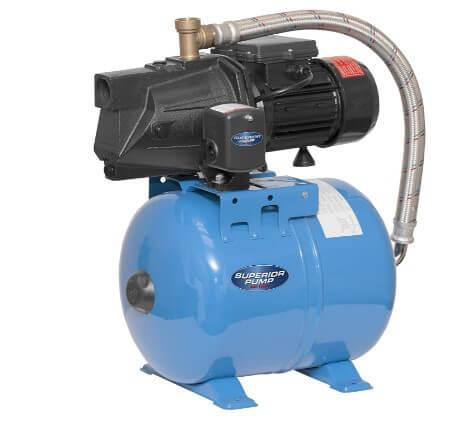 Superior Pump 94525 1-2 HP