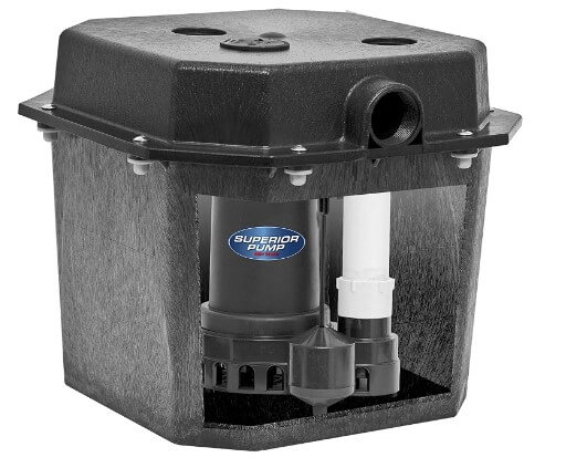 The superior pump 92072-U 1-3 HP